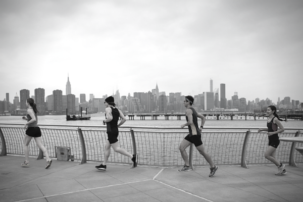 Free Running Groups in NYC and Brooklyn