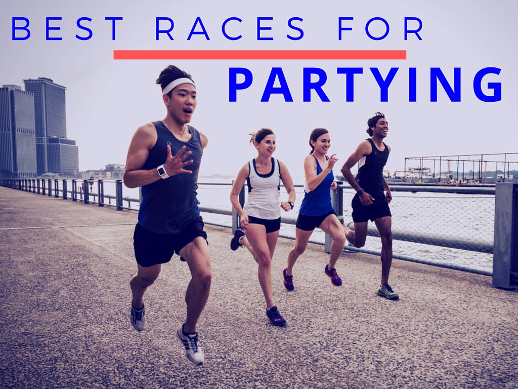 Races with Beer and Parties