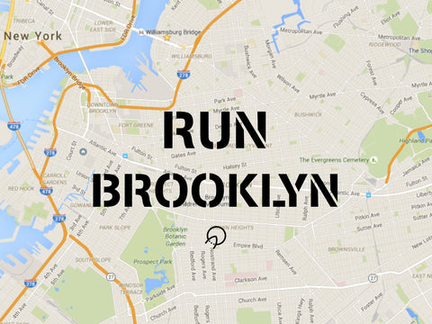 Running Routes in Brooklyn