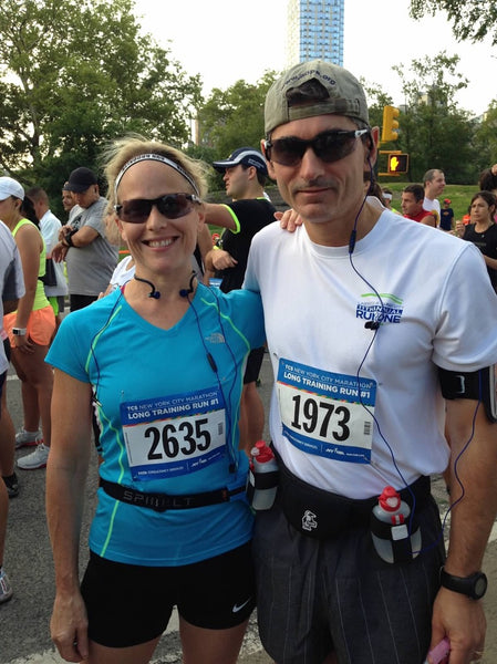 Couples who Met Running