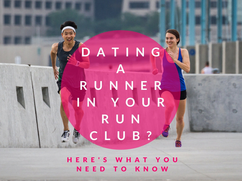 Dating a runner in your run club