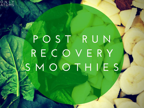 Running Recovery Smoothie