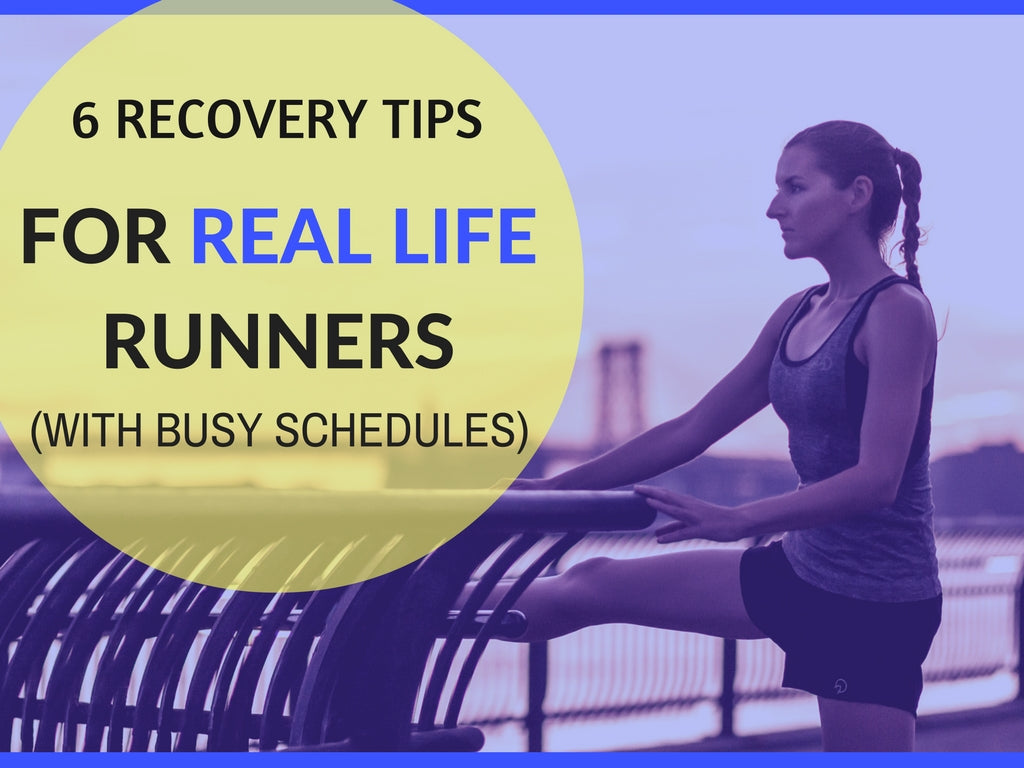 running recovery for busy runners