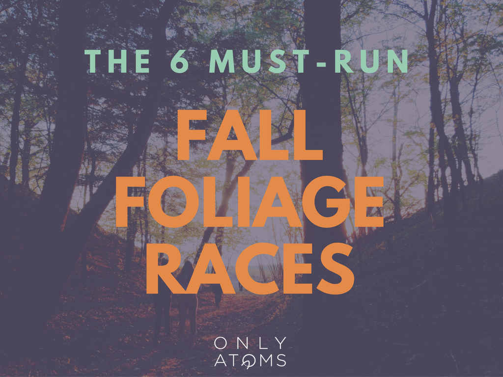 Best Fall Running Races