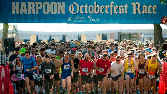 Octoberfest running race