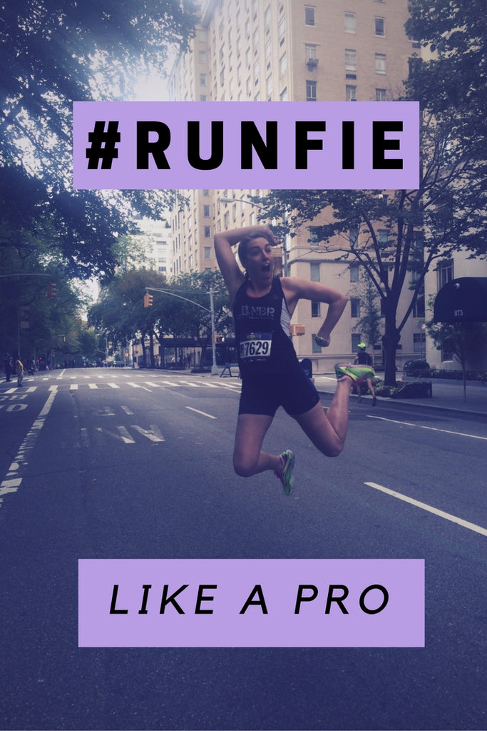 5 Tips to #Runfie Like a Running Pro