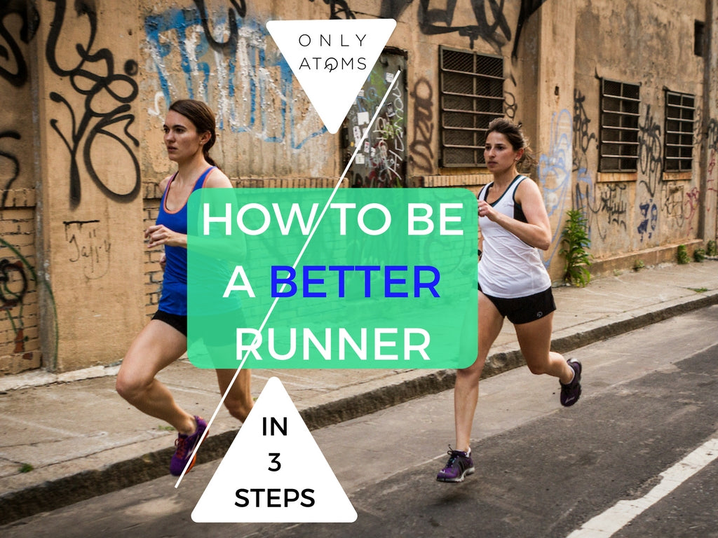 be a better runner in 2017