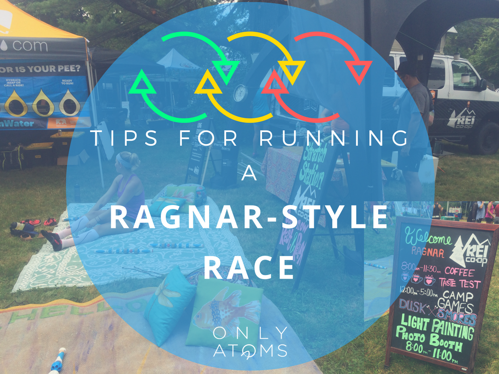Tips for running a ragnar