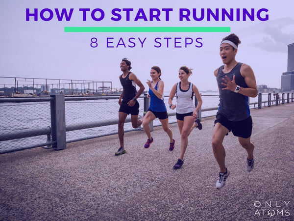 How to Start Running in 8 Easy Steps