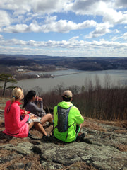 Trail Running Bear Mountain