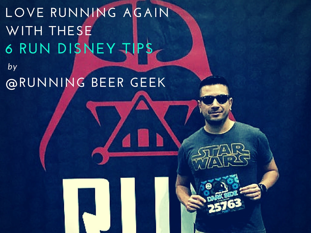 Love Running with these Run Disney Tips