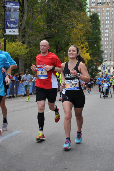 buy their best race photos and make a cool album nyc marathon runner