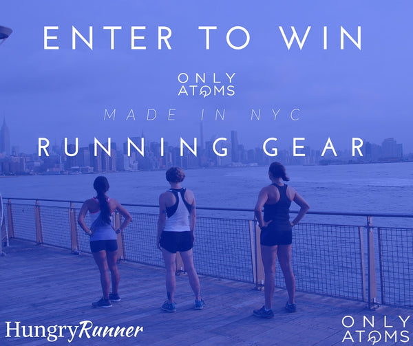 United Airlines NYC Half Marathon Running Gear Giveaway