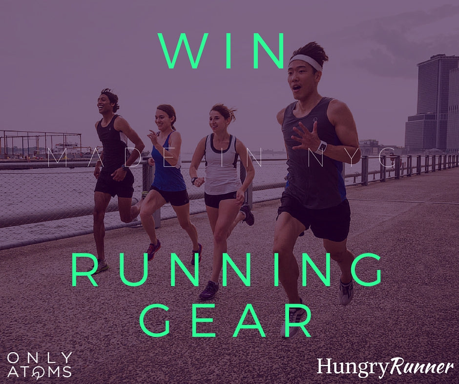 United NYC Half Marathon Running Gear Giveaway