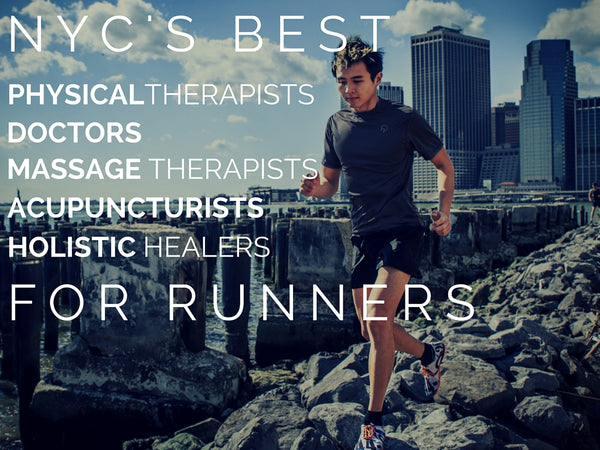 NYC area doctors for runners