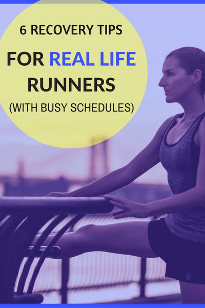 6 Pro Recovery for Real Runners