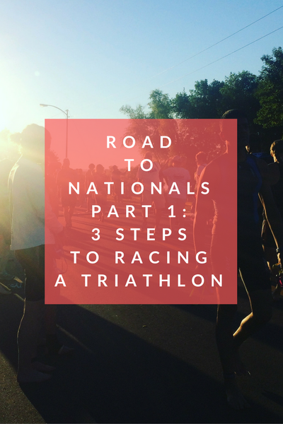 How to race a triathlon