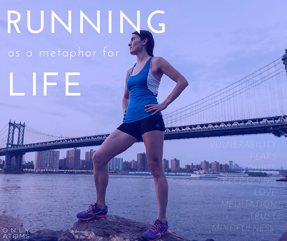 Running and Meditation Changes Your Life