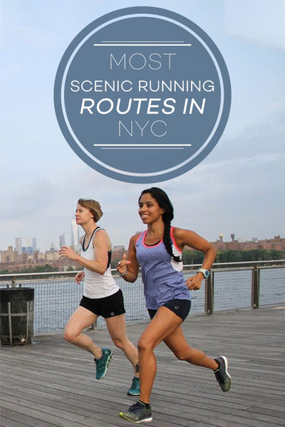 Scenic Running Routes New York City