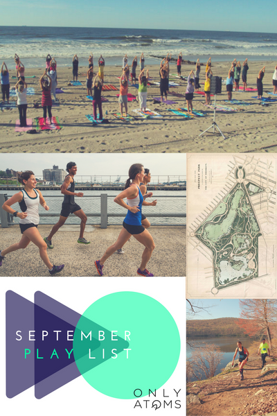 Fitness and Running Events in NYC this Fall