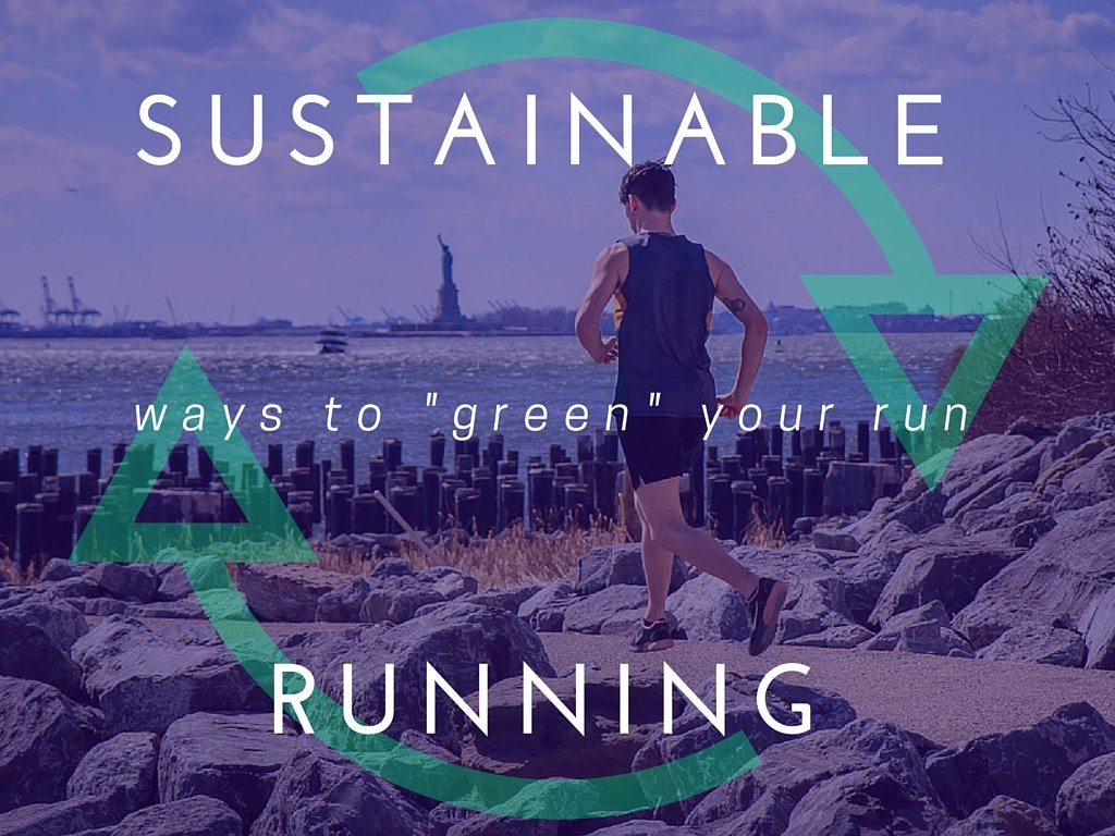 Made in USA Running Clothes & Sustainable Running