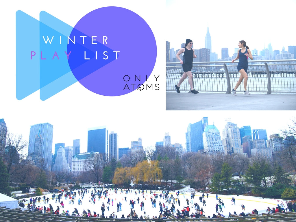 winter fitness events