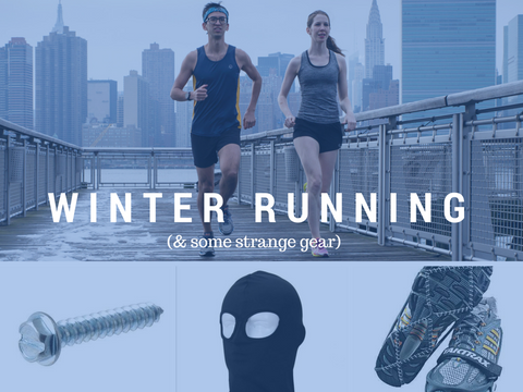 Winter Running Tips and Gear
