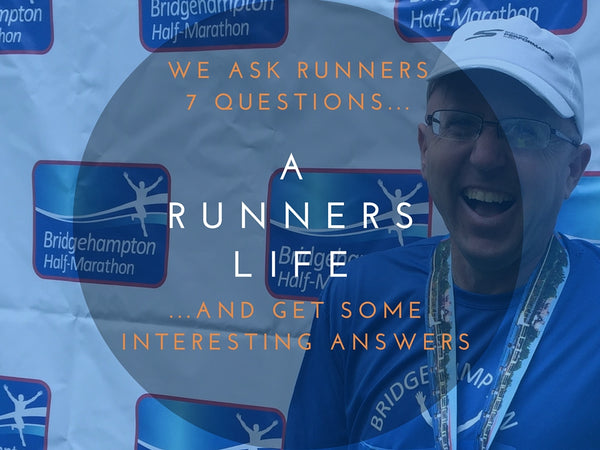A Runner's Life blog series by OnlyAtoms, about Michael McCaffery, a runner on a mission to run 50 marathons in 50 states for cancer research with Sloan Kettering