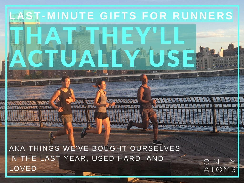 9 Useful Running Gifts