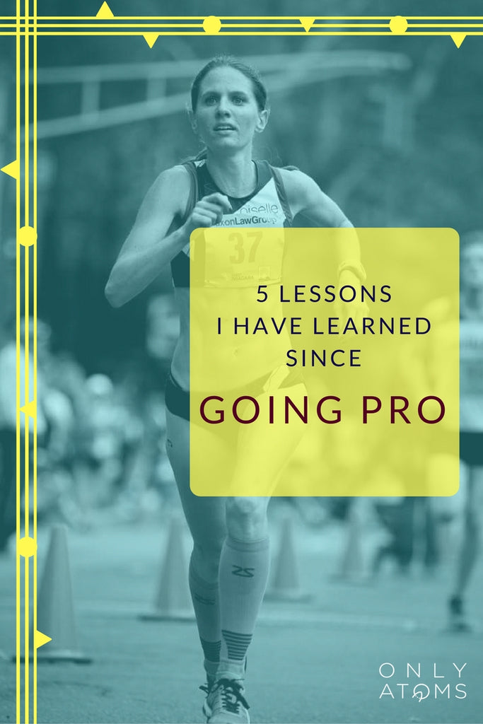 How to become a pro runner