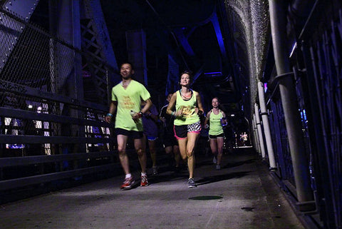 Midnight Half Marathon NYC