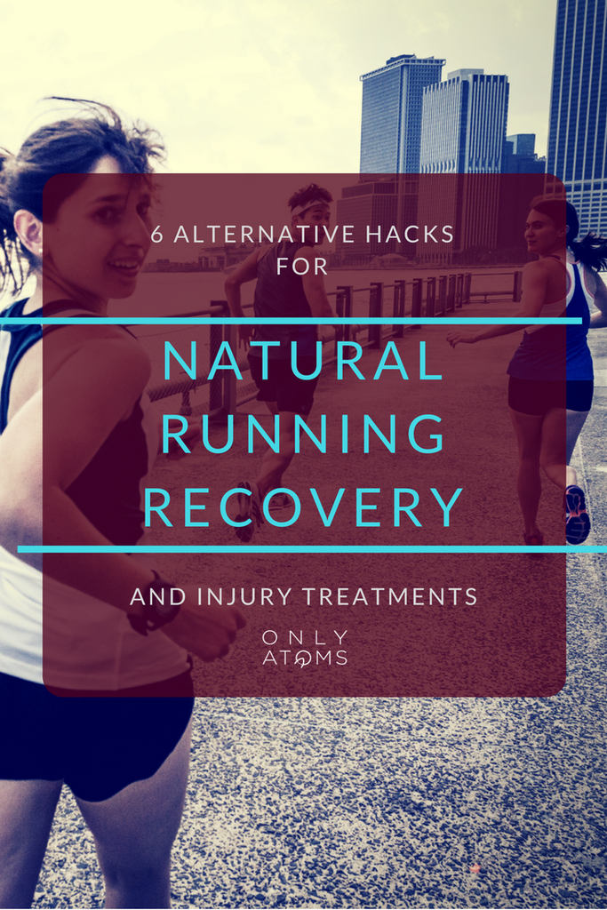 Alternative Ways to Heal Running Injuries