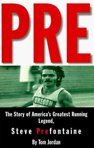 Steve Prefontaine Oregon Olympic Runner Track and Field