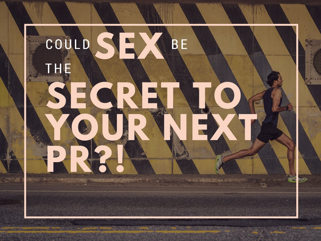Sex and Running - Runners debate Sex before Race Day