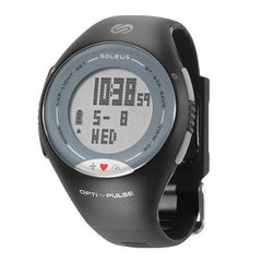 Soleus Pulse GPS Heart Rate Monitor Watch