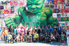NYC Running Tour - Street Art & Graffiti