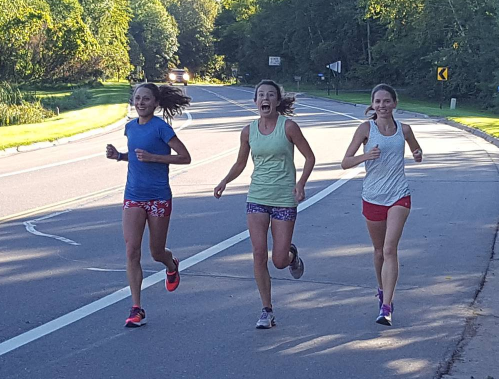 What it's like to be an Oiselle Pro Runner