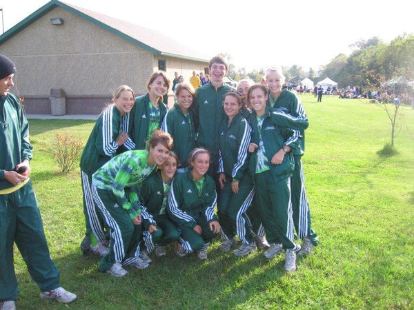 Zionsville high school cross country team