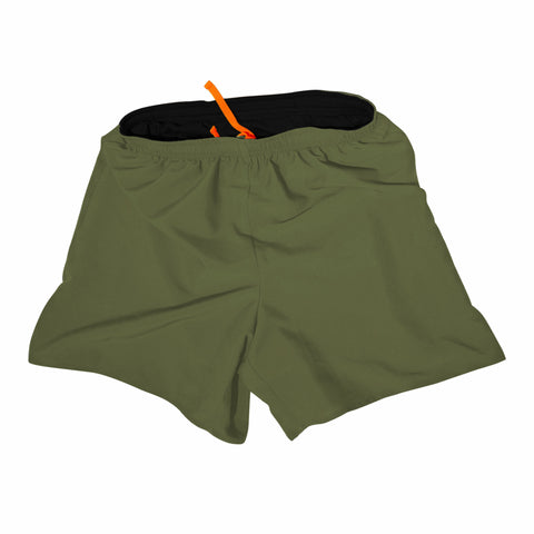 Men's Running Shorts Cool Green