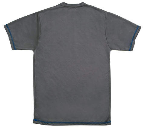 Men's Performance Running Tee Grey