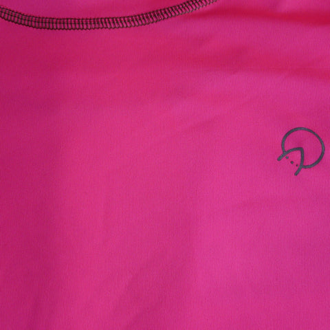 Mens Running Tee Shirt - Pink