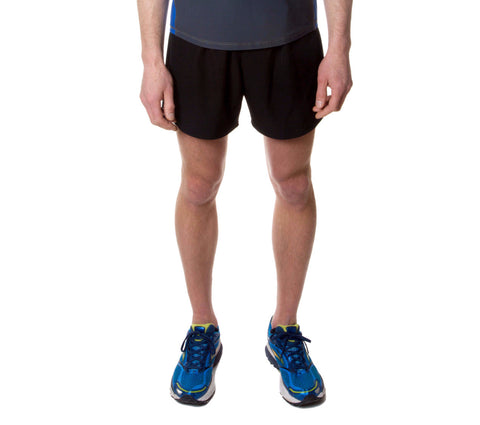 Men's Running Shorts and Tee Outfit
