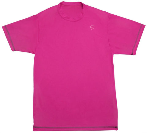 Pink Men's Tech Tee Shirt