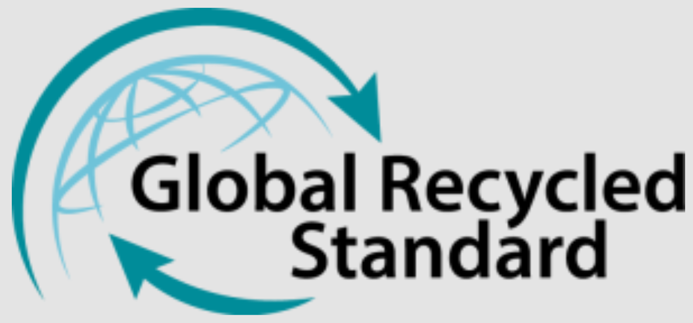 Global Recycled Standard GRS Certificate