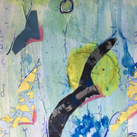 art journaling with anna abstract