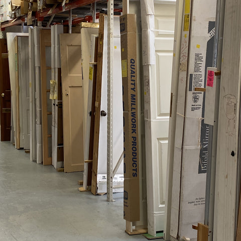 Housatonic Habitat ReStore sells doors, windows, plumbing fixtures, electrical, lighting and other home improvement materials.