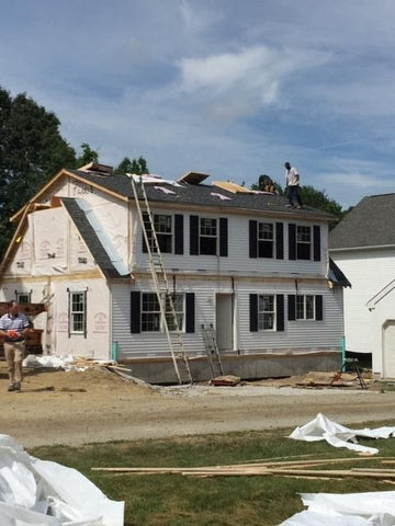 Housatonic Habitat for Humanity is building 8 new homes on Myfield Lane in New Preston, CT.