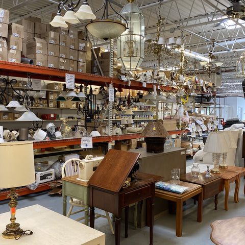 H3ReStore.com and ReStore are like a marketplace that offers shoppers a treasure hunt experience.