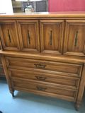 Vintage 3-Drawer Chest/Television Cabinet by White Furniture Company