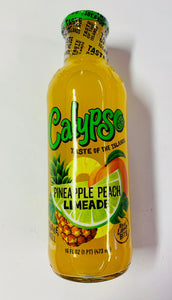 Calypso pineapple peach